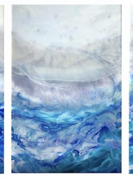 OCEAN TEMPEST- A TRIPTYCH